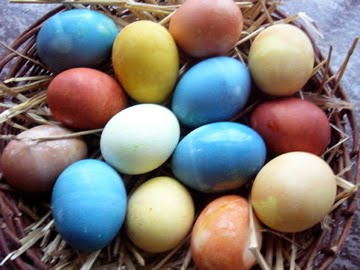rickeastereggs Dip and Dye Eggs This Easter