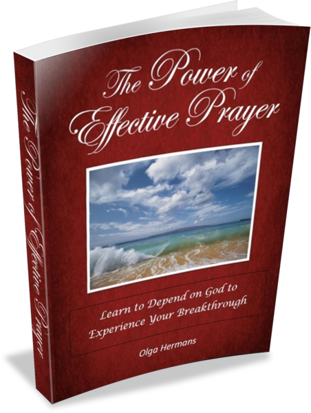 prayer soft cover1 The Power of Effective Prayer