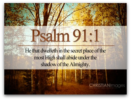 Psalm 91 1 Abiding Under The Shadow of The Almighty
